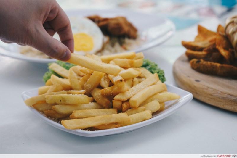 Grill Werkz - Truffle Fries