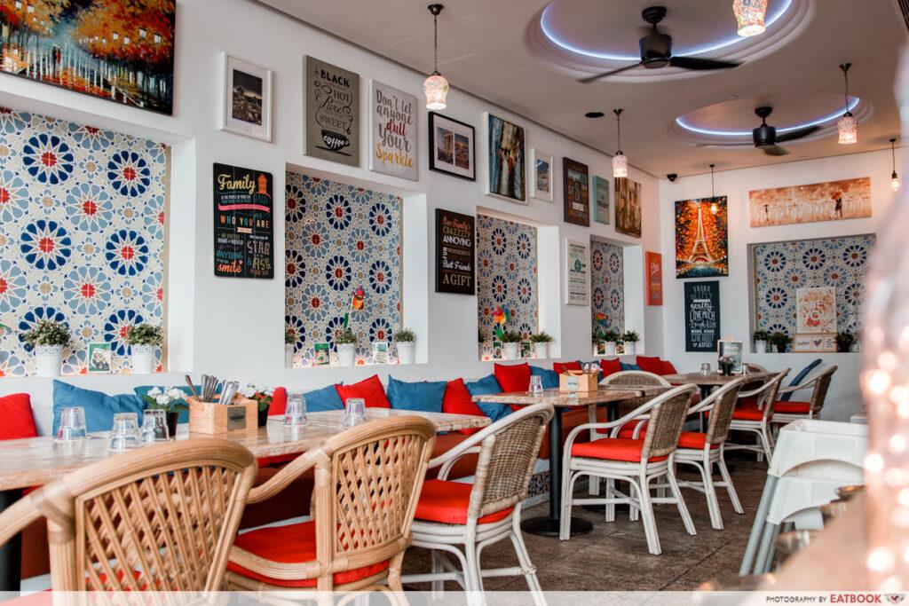 Quayside Isle Food - Miska Cafe