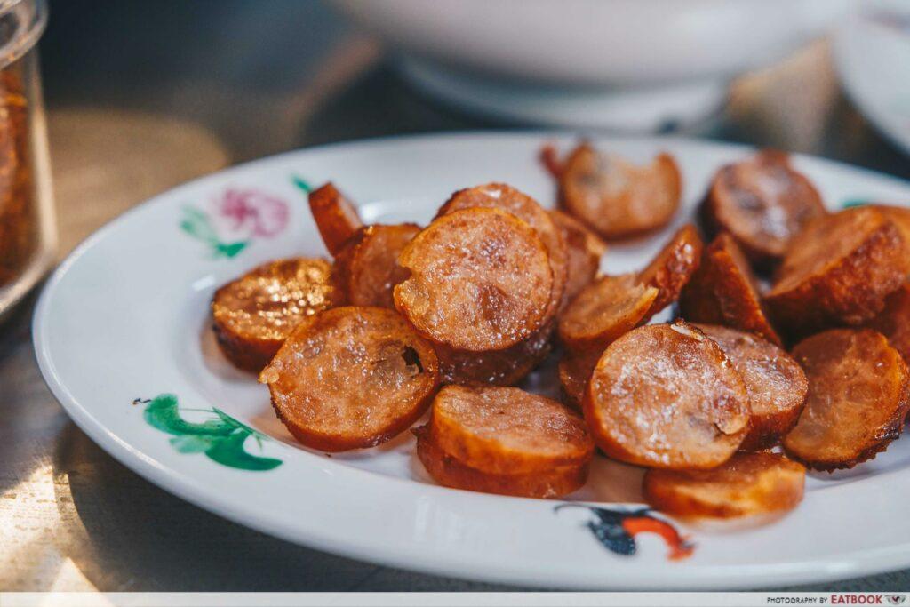 yaowarat- sausage