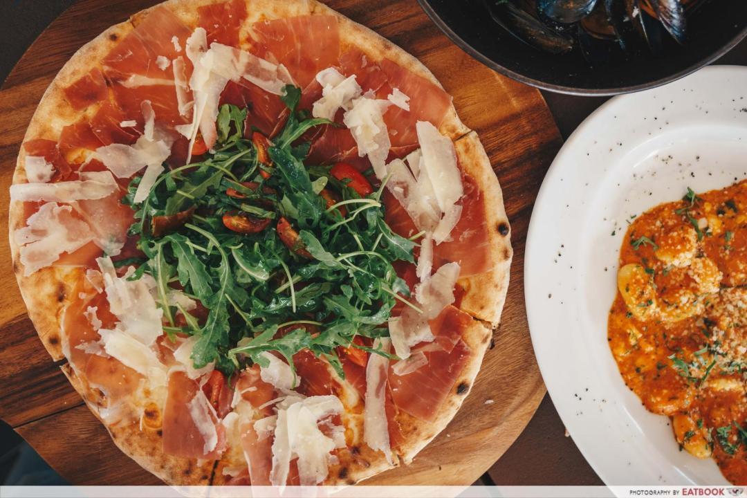 La Pizzeria - Primavera
