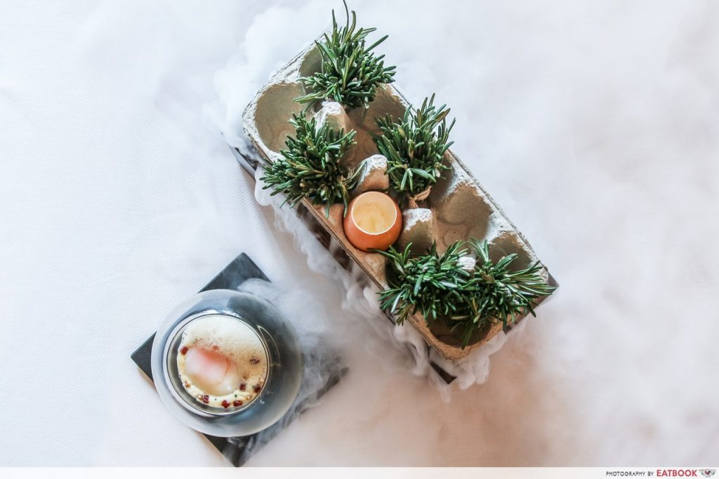 Michelin Guide Singapore 2018 Odette