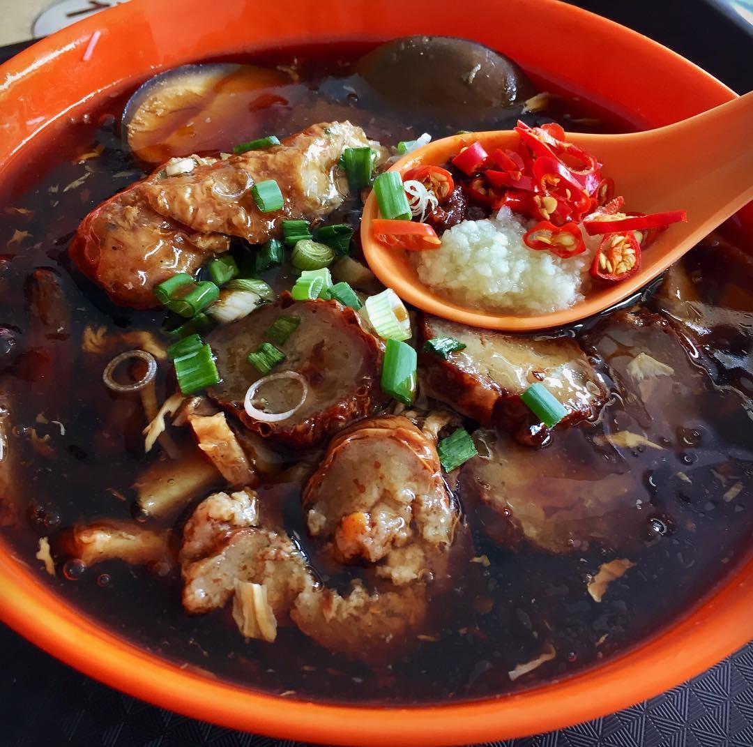 Hainanese Village Food Centre - Lorong Ah Soo Lor Mee