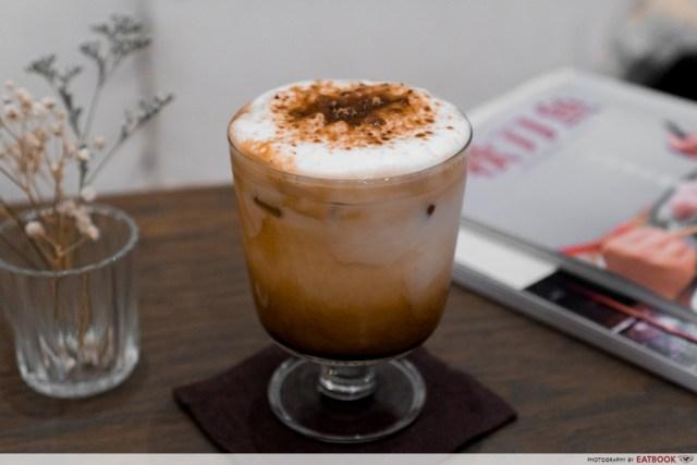 Katasumi Koohii - Iced Brown Sugar Latte