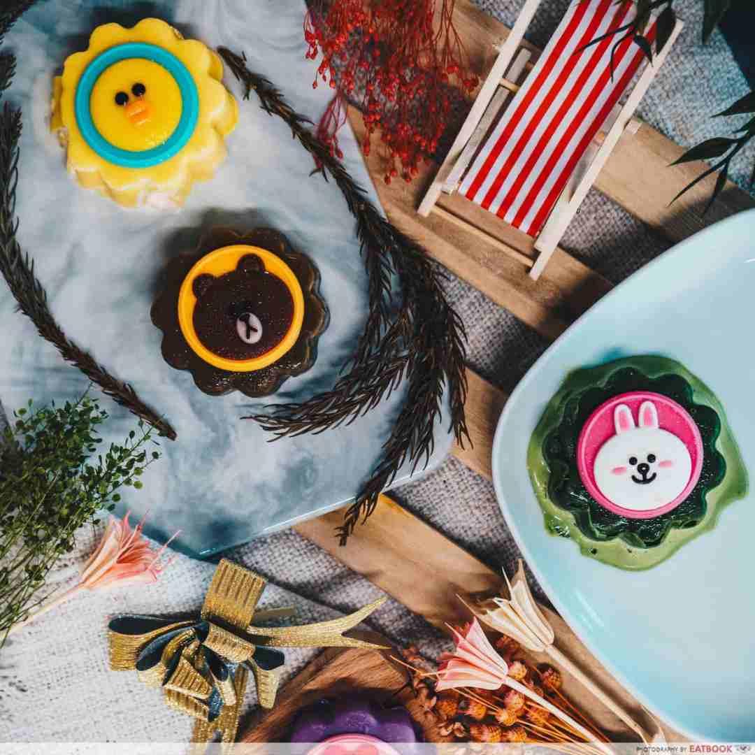 Mooncakes 2018 - Häagen-Dazs