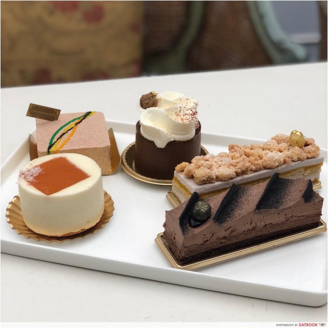 New Restaurants August 2018 - Antoinette Food