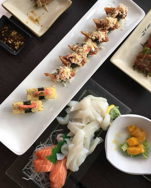 Sushi Buffet Food Places - (1)