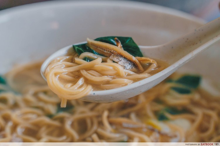 Boon's Noodles - (8)