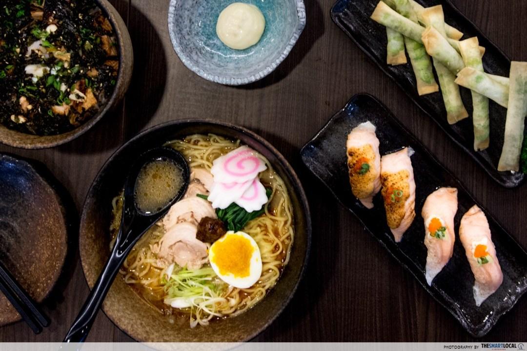 Halal Date Night - Isuramuya Food