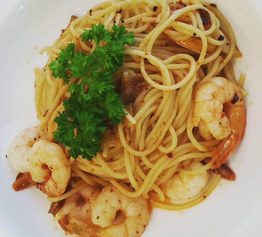 Halal Date Night - J's Wok & Grill Food