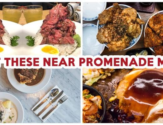 Promenade Food Places - (10)