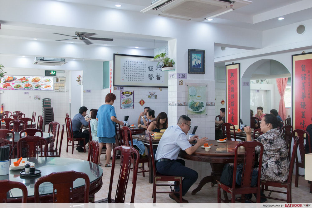 Zi Yean Bistro - Ambience