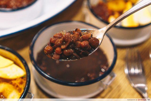 Red Bean Soup Bite