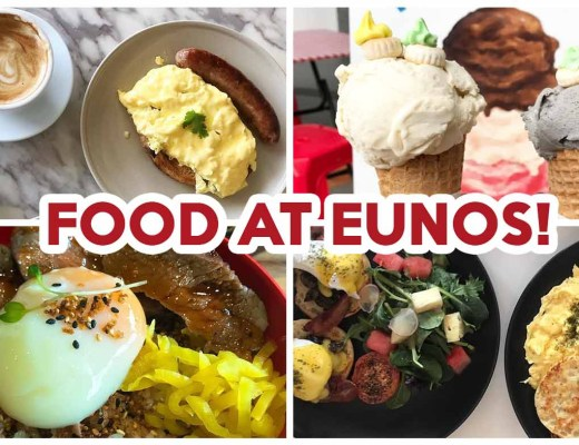 Eunos Food Places - Feature Image