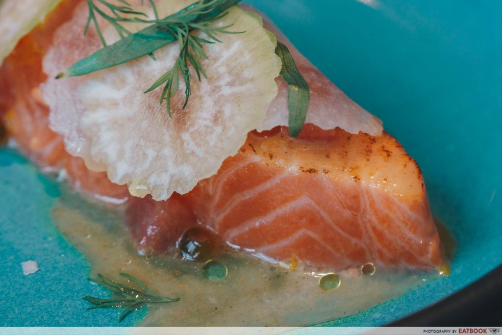 The Spot - Atlantic Salmon