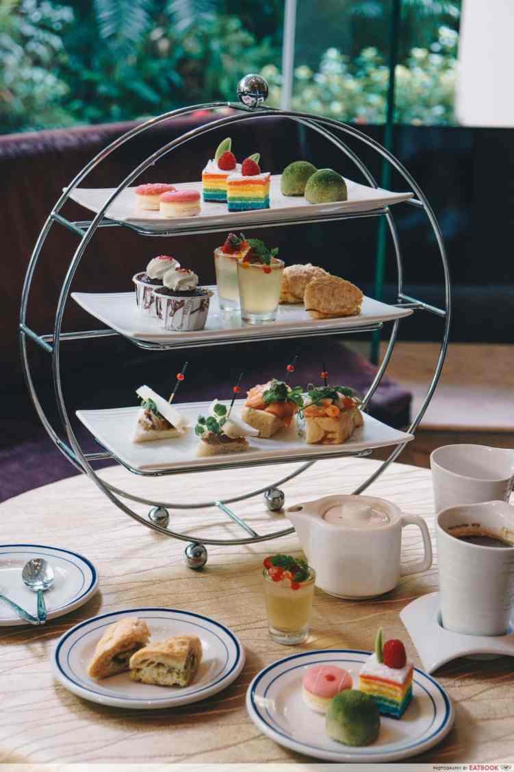 hotels with high tea Waterfall Lounge-min