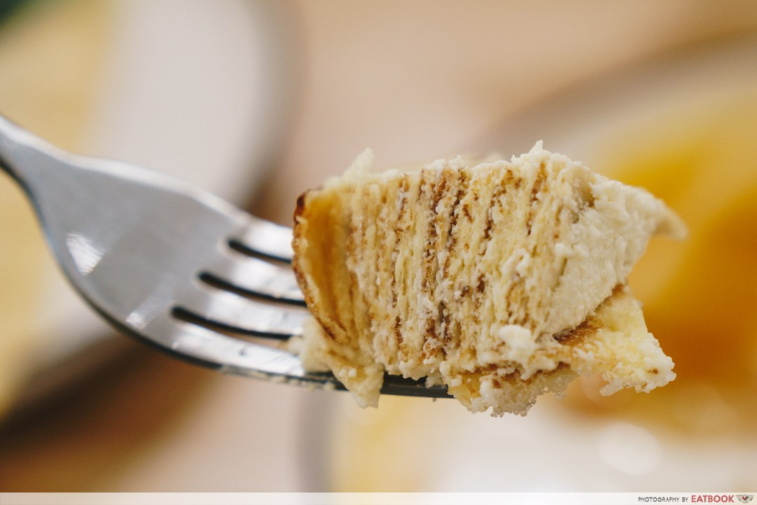 Galettes - Mille Crepe Cake