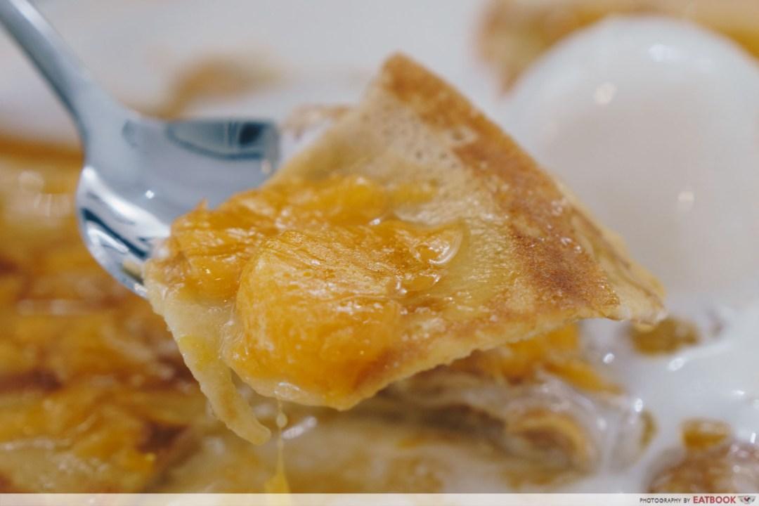 Galettes - Orange Slices