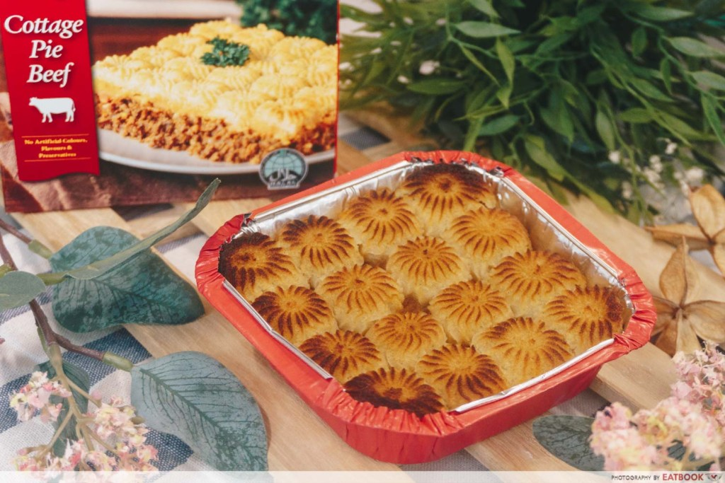 The Shepherd's Pie Classic Beef