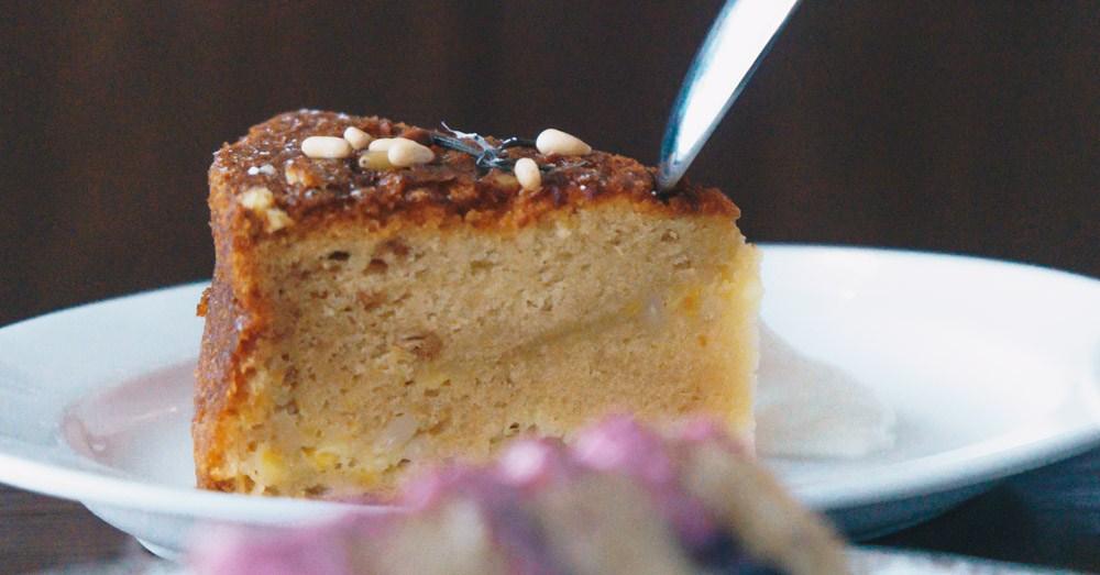 cafe fernett olive oil cake