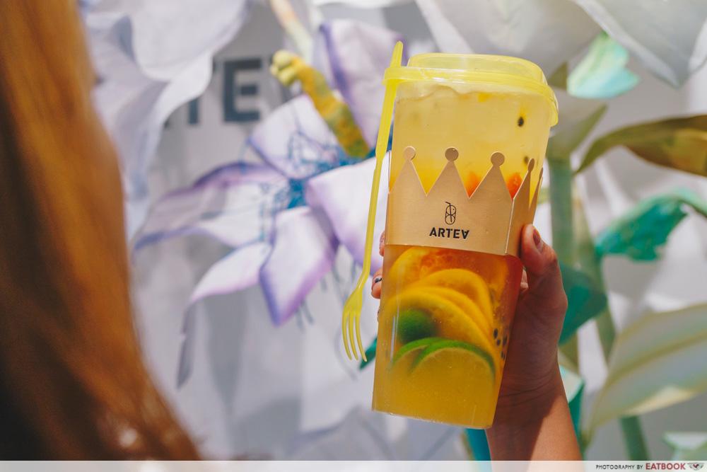 ARTEA - Signature Fruit Tea