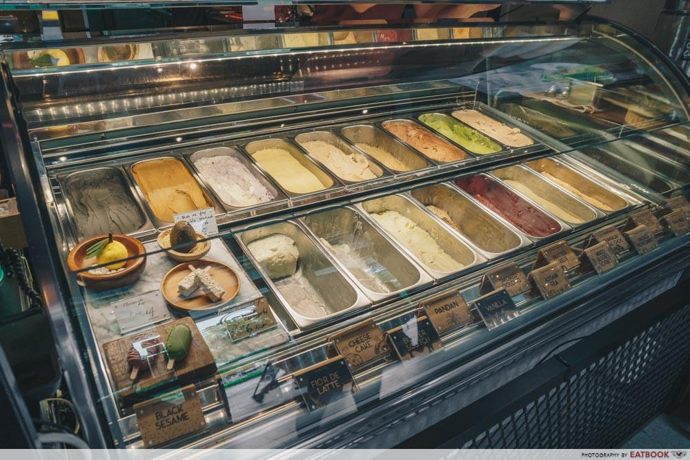 FATCAT Ice creams