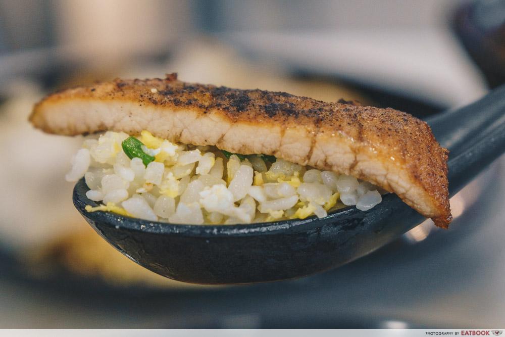 Hao Lai Ke - Spoonful Egg Fried Rice