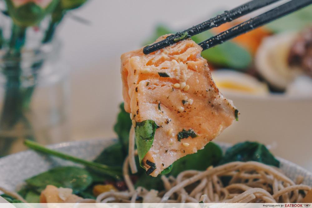 Haru Salmon