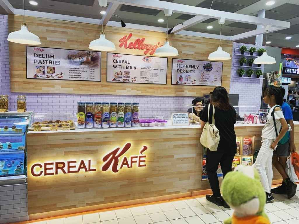 Kellogg's Cereal Cafe (2)