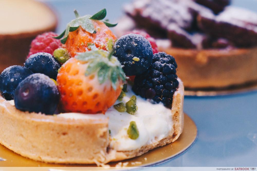 Tarte by Cheryl Koh - Mixed Berries