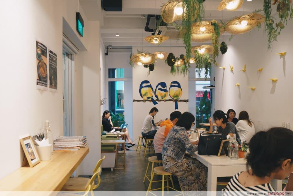 best cafes eatbook top 50 awards Earlybird