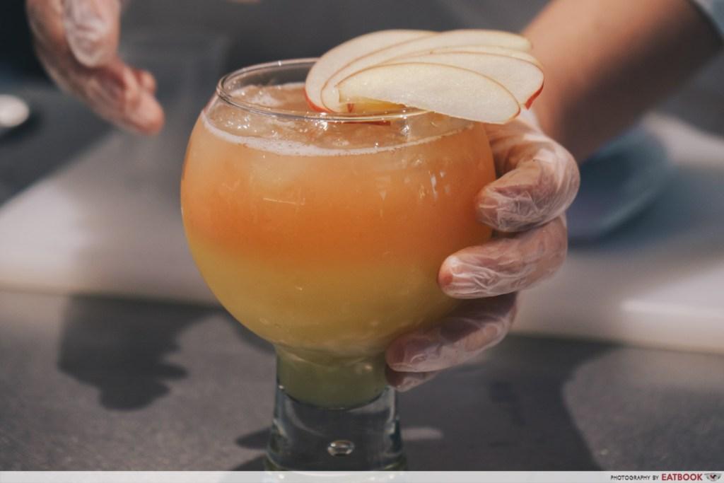 HEYTEA CLARKE QUAY - Summer Siesta Cocktail