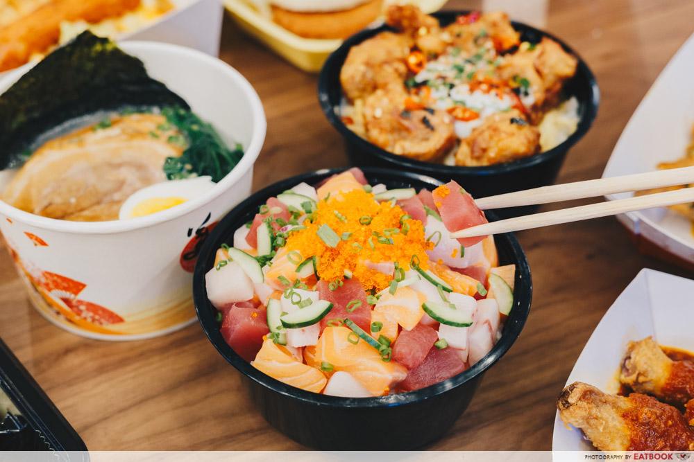 KINEX FOOD HALL Japanese Food