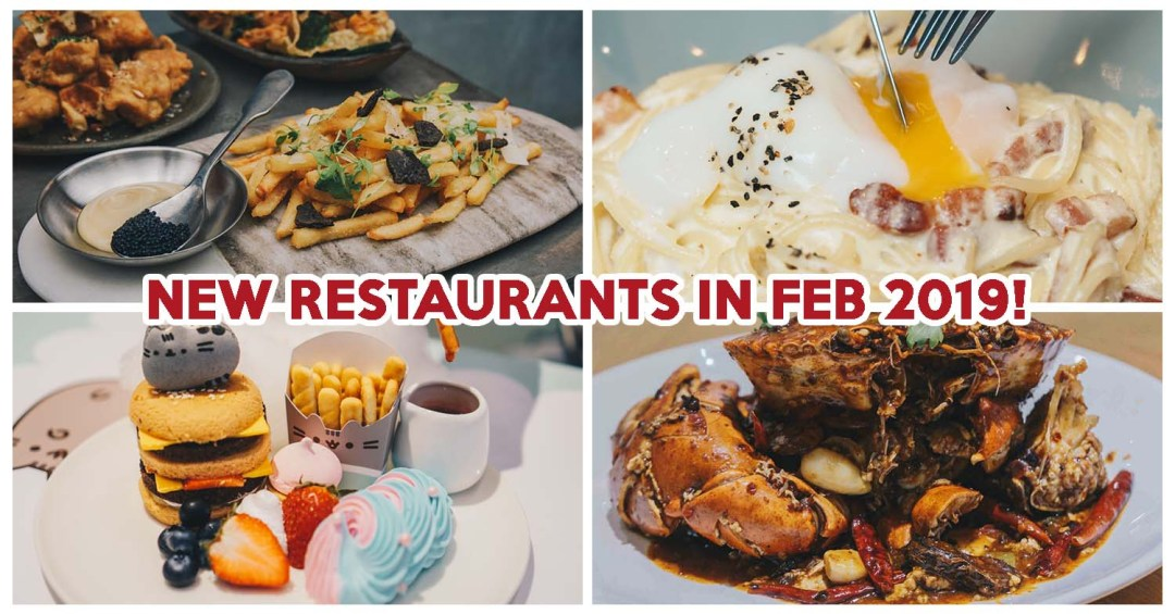 new restaurants february cover