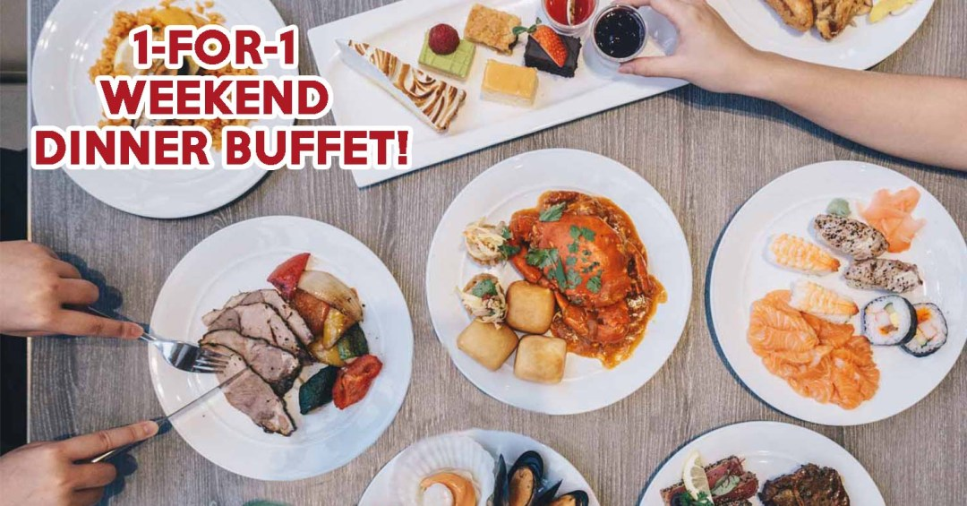 1-FOR-1 DINING DEALS MAYBANK