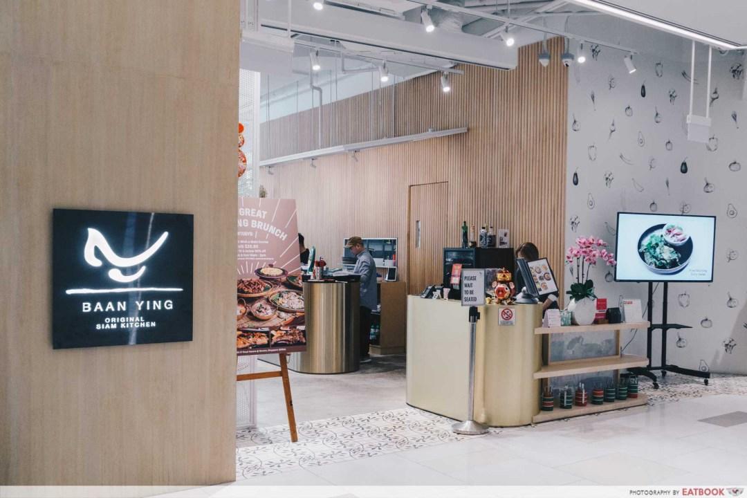 10 New Restaurants March - Baan Ying