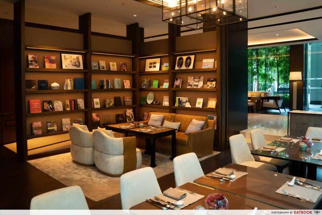 10 New Restaurants March - The Lobby Lounge