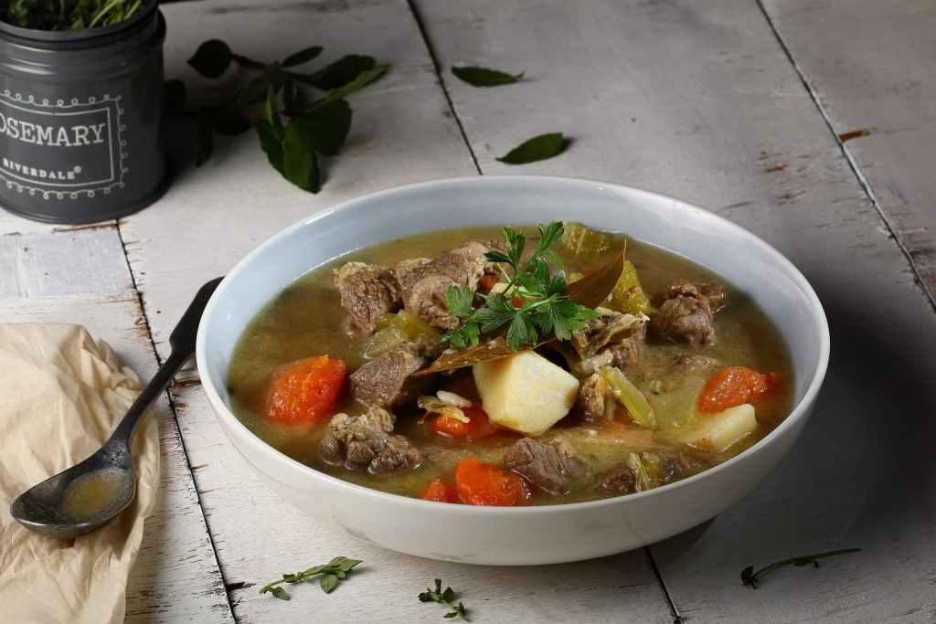 Duckland - Irish Lamb Stew