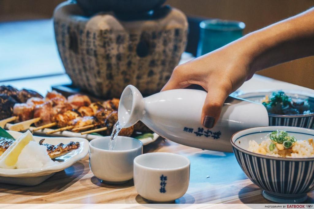 Japanese Restaurants Maybank Nanbantei