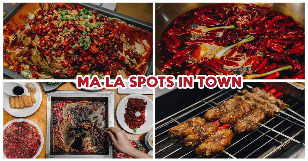 Ma La Restaurants in Town
