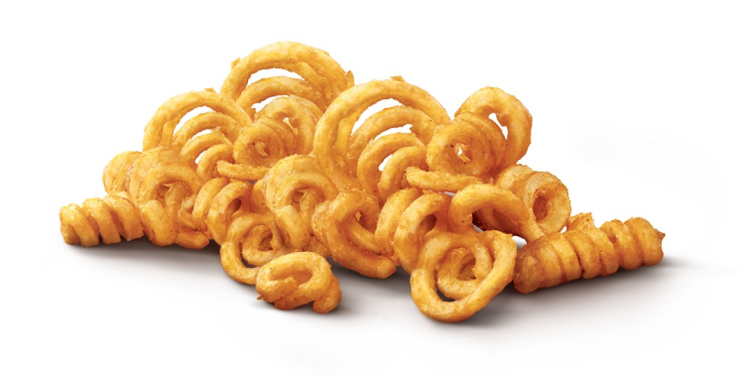 McGriddles - Twister Fries
