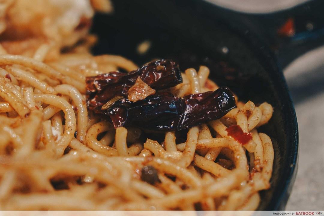 Roger's Kitchen ma la pasta spices