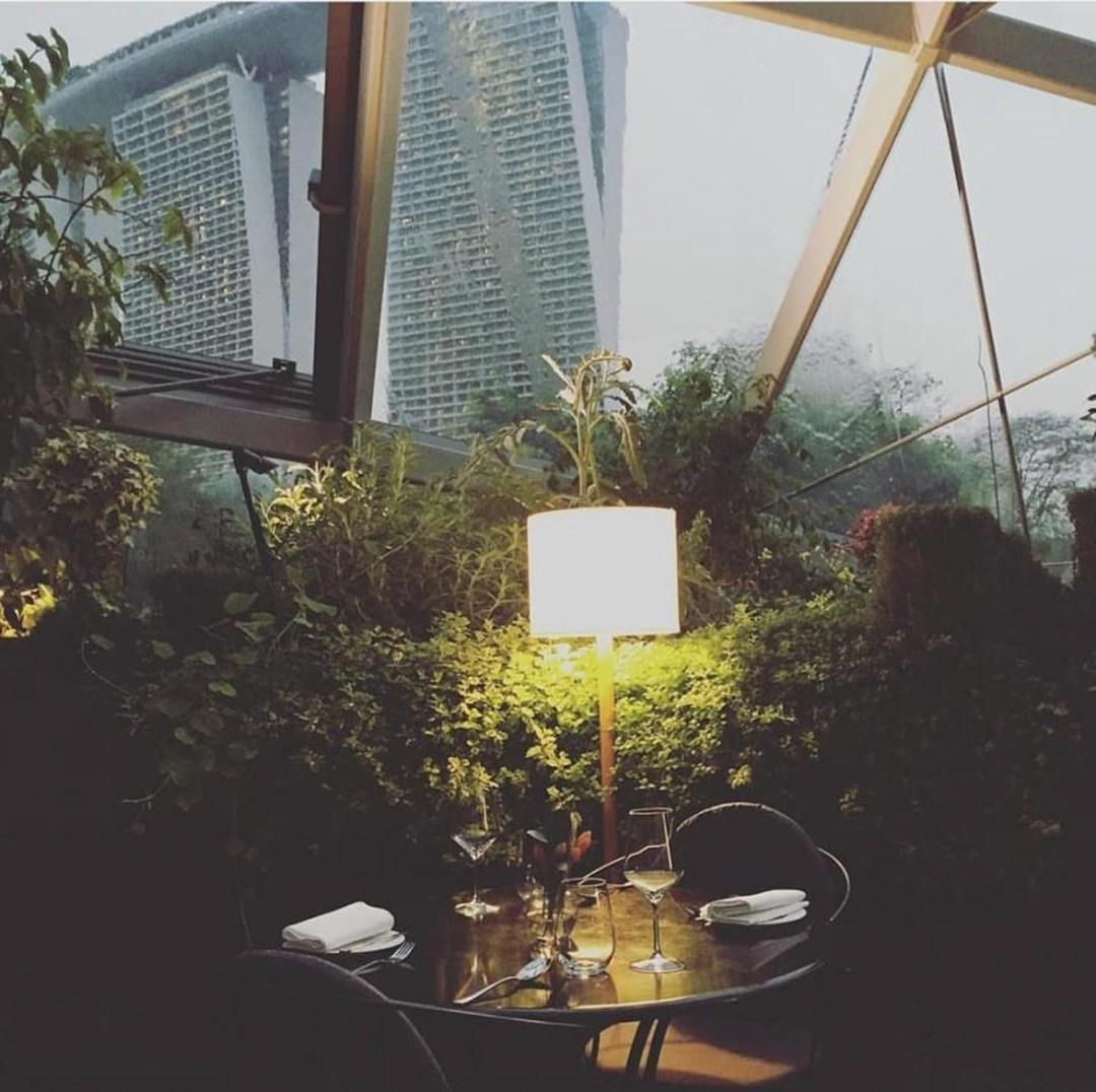 Romantic Restaurant - Pollen