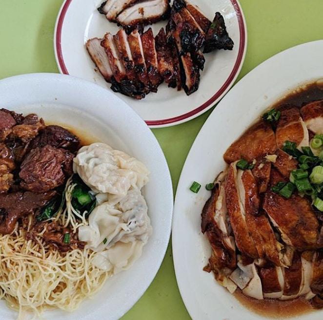 Soy Sauce Chicken - Fatty Ox HK Kitchen
