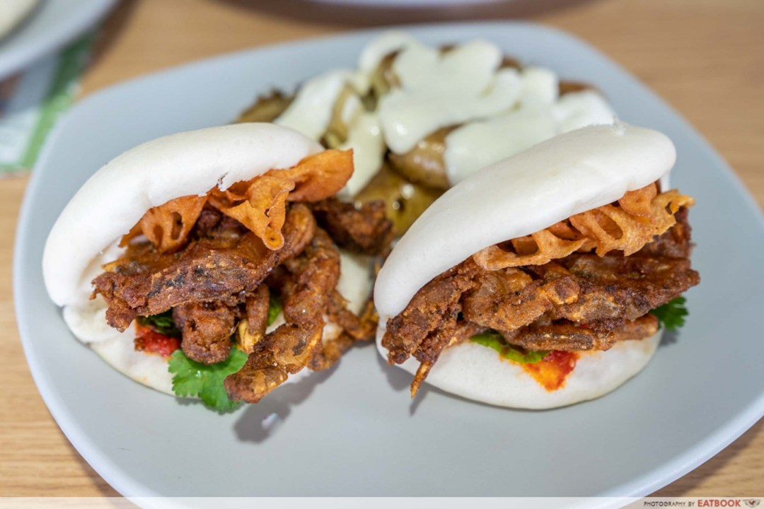 The Outslider Soft Shell Crab Slider Intro