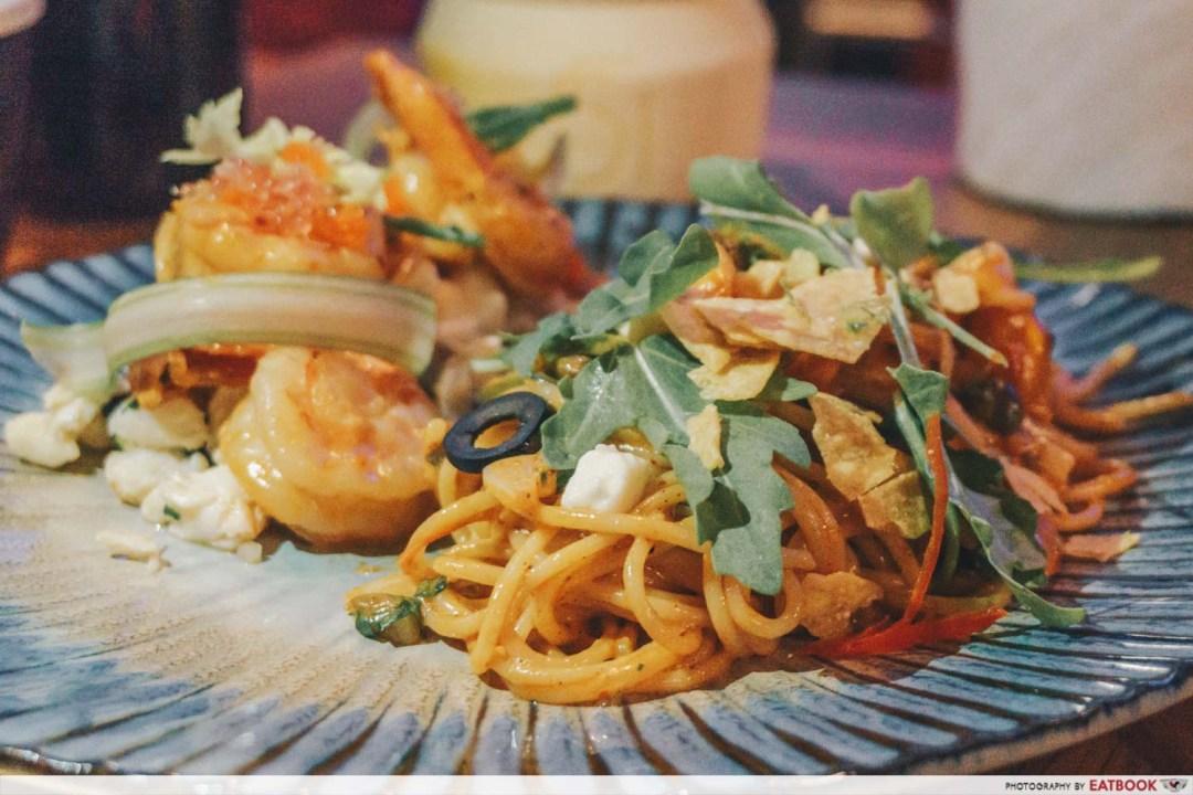 10 New Restuarants April - 51 SOHO Our Spicy Pasta