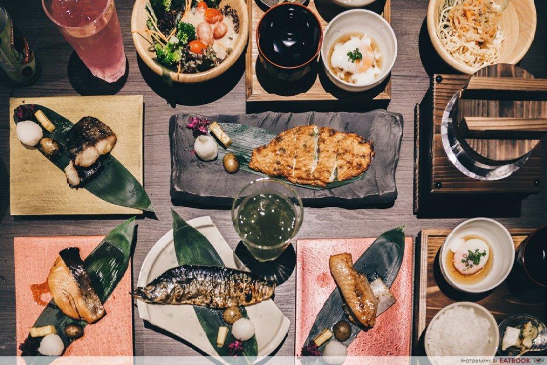 10 New Restuarants April - Charcoal - Grill & Salad Bar Keisuke