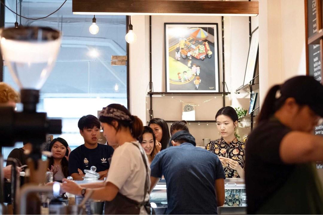 Creamier Cafe - Tiong Bahru Branch