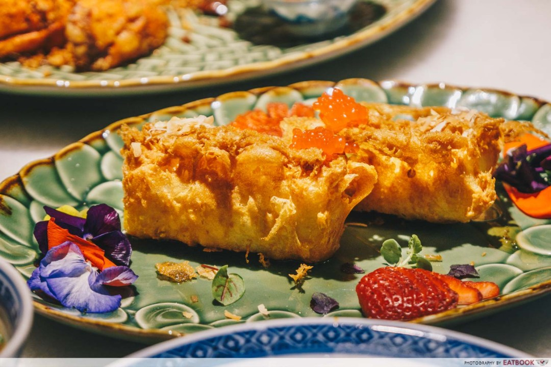 The Dragon Chamber - Fried Durian