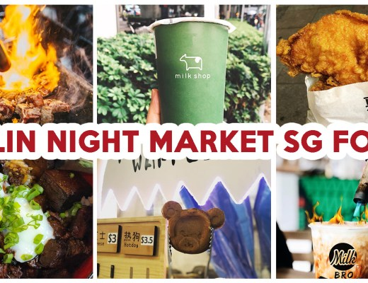 shilin night market singapore- ft