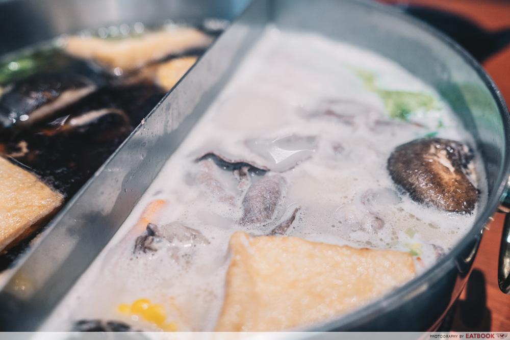 Affordable buffets in town suki ya pot